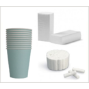 Cups, Cotton & Paper Products